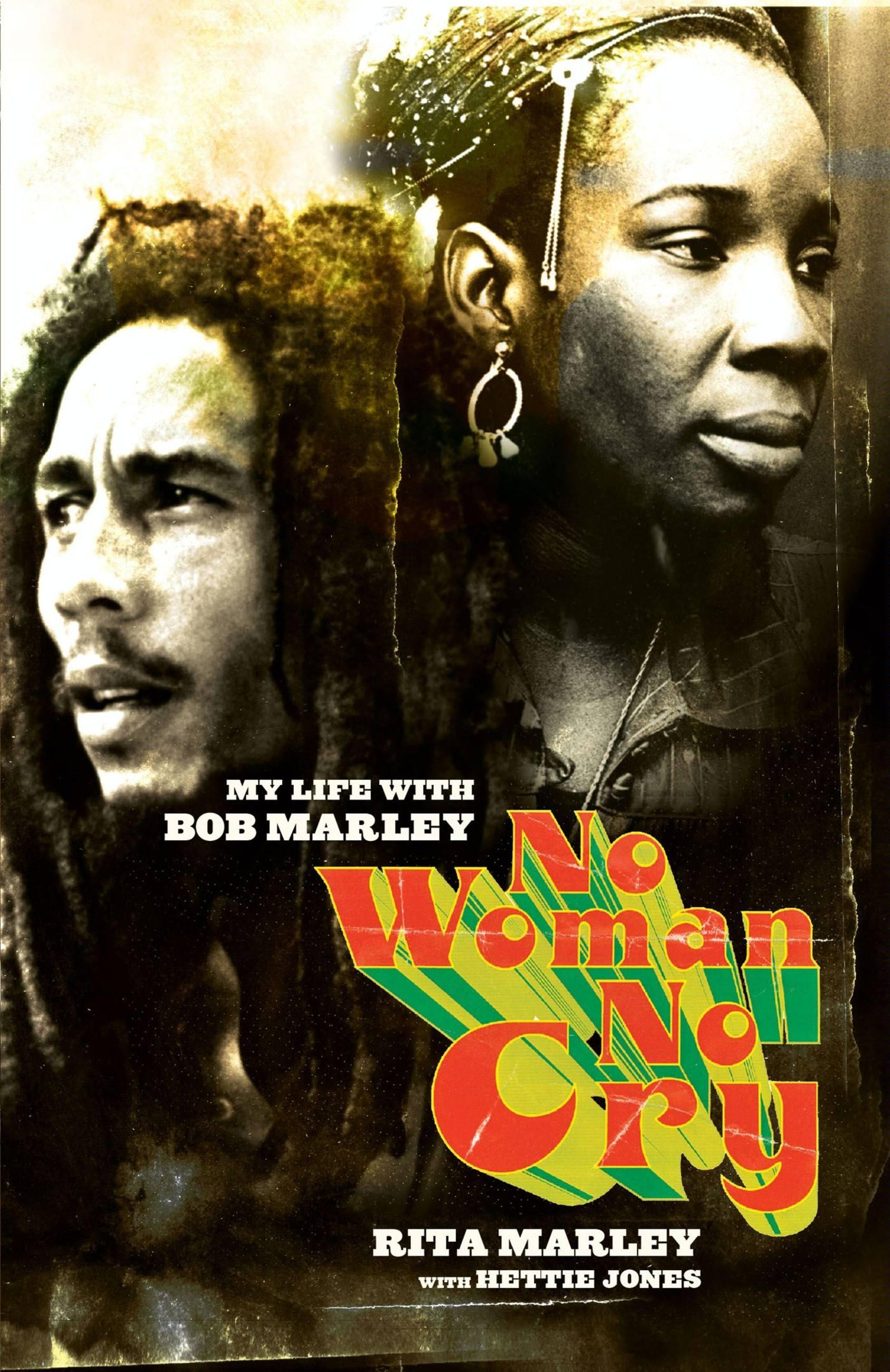 No Woman No Cry By Rita Marley Hachette Books