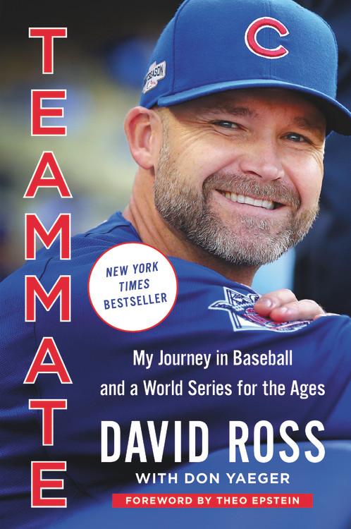 Teammate by David Ross | Hachette Books