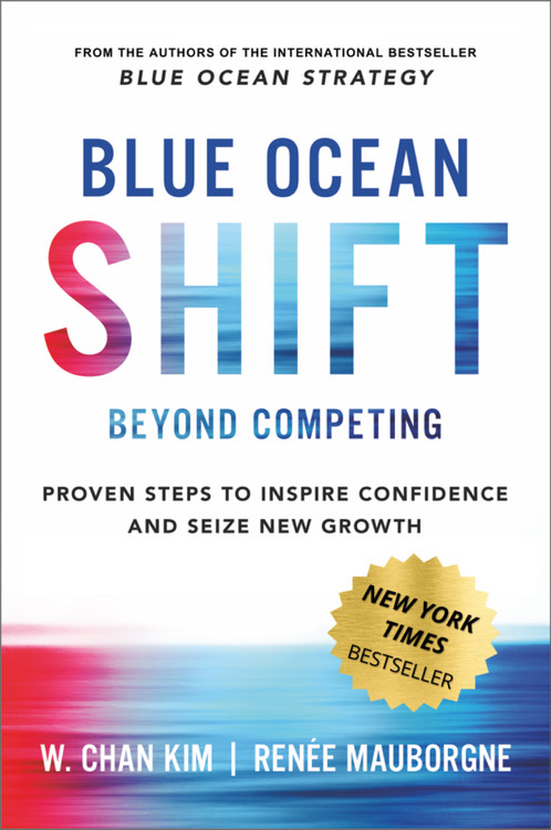 Blue Ocean Strategy Book Pdf